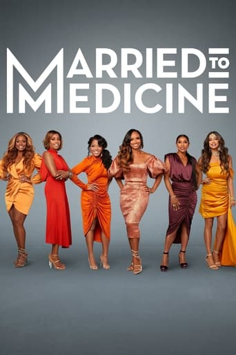 Poster Married to Medicine