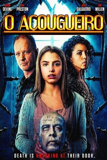 Poster O Açougueiro Torrent (2020) Dual Áudio / Dublado BluRay 720p – Download
