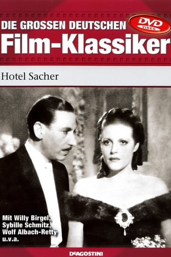 Poster of Hotel Sacher
