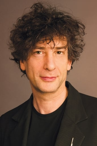 Image of Neil Gaiman