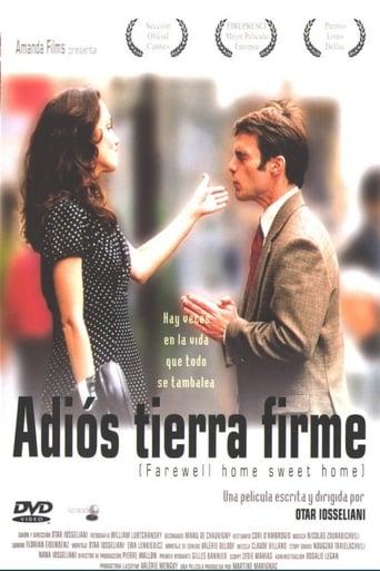 Poster of Adiós tierra firme