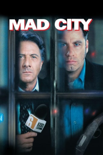 Poster of Mad City