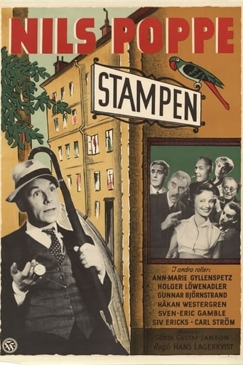 Poster of Stampen