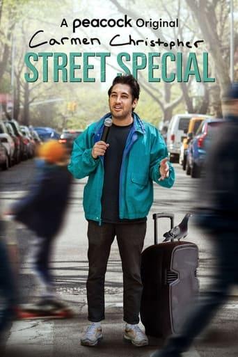 Poster Carmen Christopher: Street Special