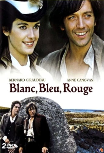 Poster of Blanc, Bleu, Rouge