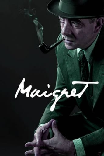 Poster of Maigret Sets A Trap