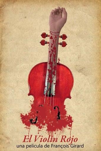Poster of El violín rojo