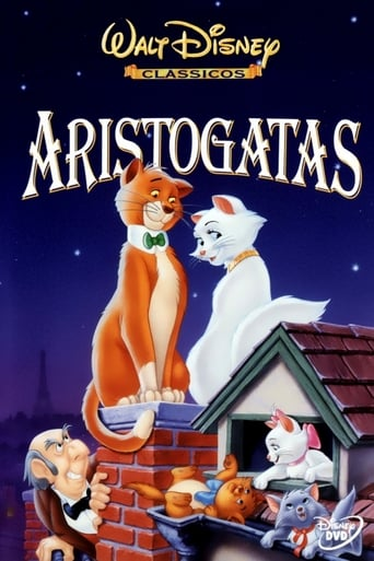 Aristogatas Torrent (1970) Dual Áudio BluRay FULL 1080p – Download