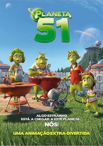 Planeta 51 - Poster