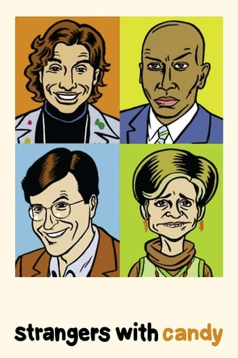 Capitulos de: Strangers with Candy