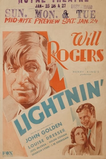 Poster of Lightnin'