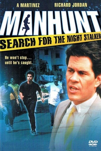 Poster of Manhunt: Search for the Night Stalker