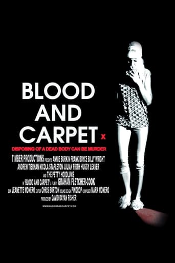 Poster of Blood and Carpet