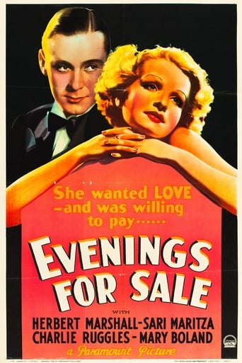 Evenings for Sale Movie Poster
