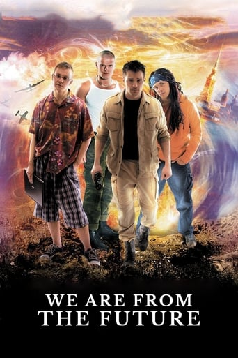 Poster of We Are from the Future