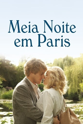 Meia-Noite em Paris - Poster