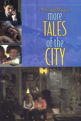 Poster of More Tales of the City