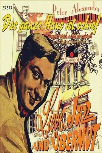Poster of Liebe, Jazz und Übermut