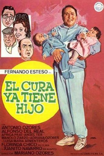 Poster of El cura ya tiene hijo