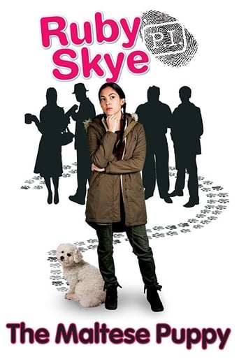 Poster of Ruby Skye P.I.: The Maltese Puppy