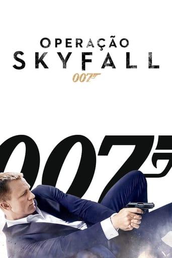 007 - Operação Skyfall - Poster