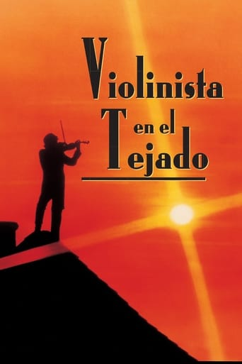 Poster of El violinista en el tejado