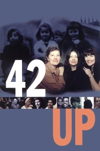 Poster of 42 Up