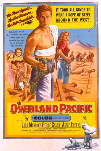 Poster of Overland Pacific