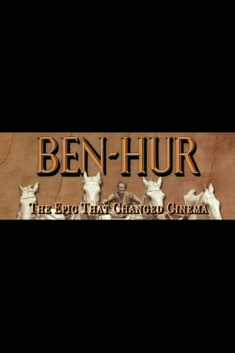Poster of Ben-Hur: The Epic That Changed Cinema