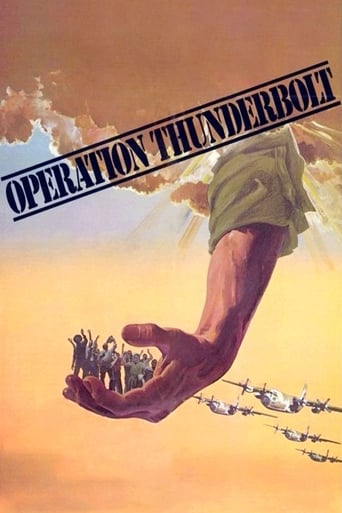 Watch Operation Thunderbolt 1977 full online free