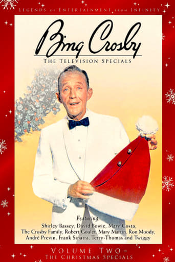 Poster of Bing Crosby: The Television Specials Volume 2 – The Christmas Specials