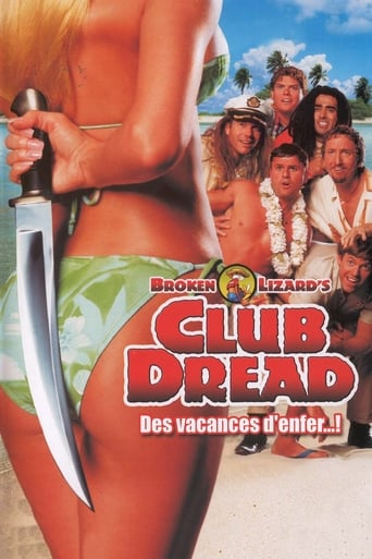 Poster of Club Dread