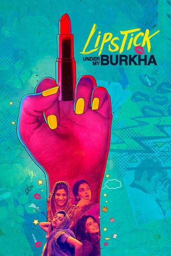 Poster of Lipstick Under My Burkha