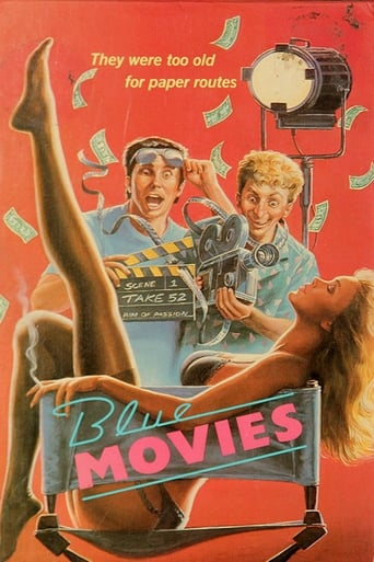 Poster of Blue Movies