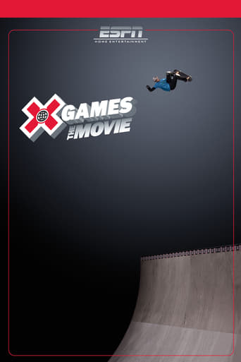Poster of X-Games The Movie