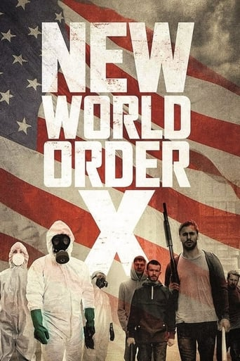 New World OrdeRx (2013) - poster