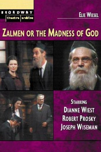 Poster of Zalmen, or, The Madness of God