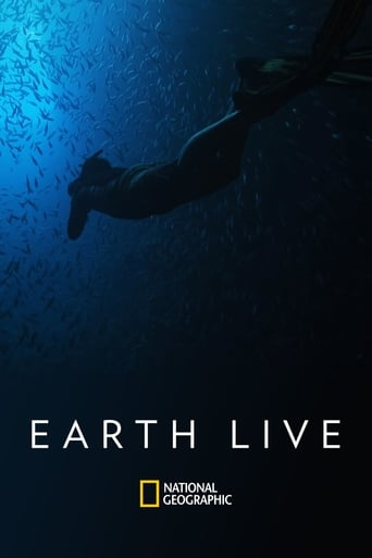 Poster of Earth Live