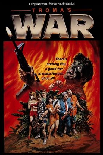 Poster of Troma's War