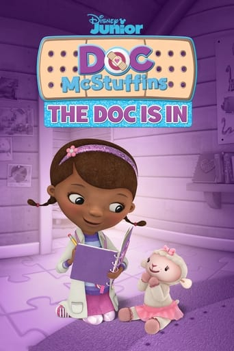 Poster of Doc McStuffins: The Doc Is In