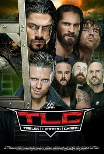 Poster of WWE TLC: Tables Ladders & Chairs 2017