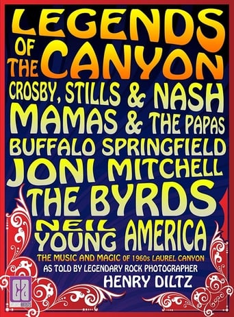 Legends of the Canyon - The Origins of West Coast Rock