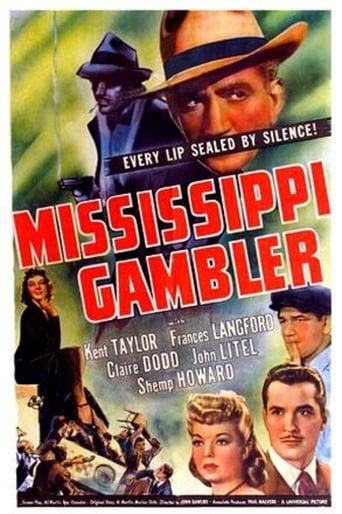 Poster of Mississippi Gambler