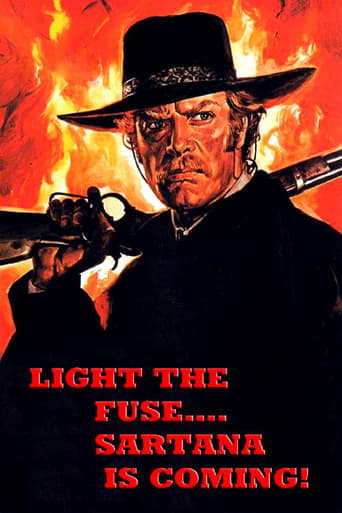 Poster of Light the Fuse... Sartana Is Coming