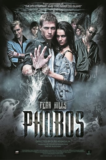 Poster of Phobos. Fear Kills