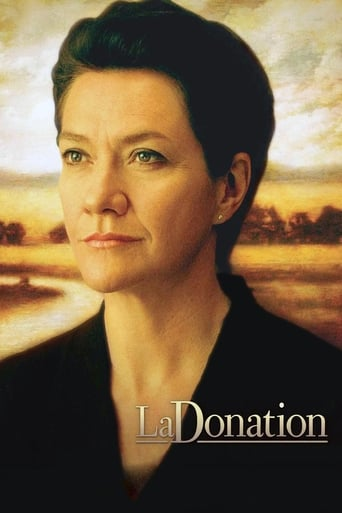 Poster of La donation