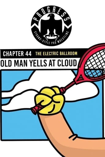 Poster of PROGRESS Chapter 44: Old Man Yells At Cloud