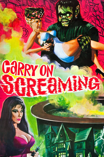 Poster of Carry On Screaming