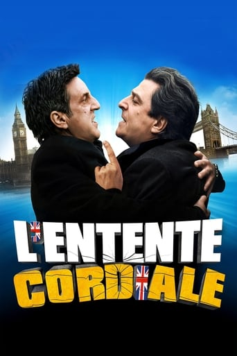 Poster of Entente Cordiale