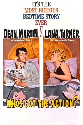Poster of Who's Got the Action?